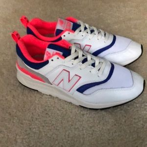 New Balance 997H Pink/Blue 7.5US